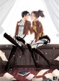Kiss me once again (Shingeki no Kyojin)