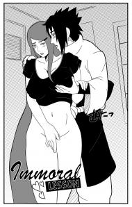 Immoral Lesson (Naruto)