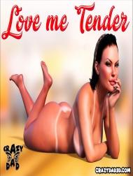 Truyện hentai Love Me Tender