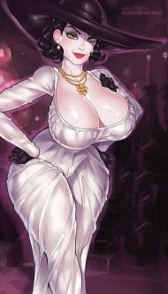 Truyện hentai Lady Dimitrescu