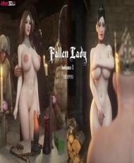 Truyện hentai Fallen Lady