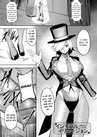 Truyện hentai Ảo tưởng Sa đọa