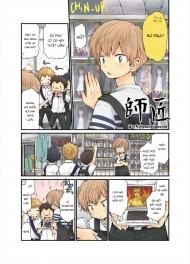 Truyện hentai Shishou Ch. 1-4