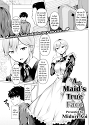A MAID'S TRUE FACE