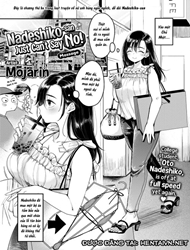 Nadeshiko-san just can't say no! Massage
