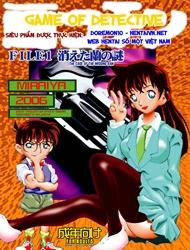 Truyện hentai Tuyển tập Detective Conan Doujinshi 18+